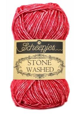 Scheepjes Stonewashed Red Jasper Kleurnummer 807