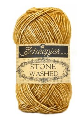 Scheepjes Stonewashed Yellow Jasper Kleurnummer 809
