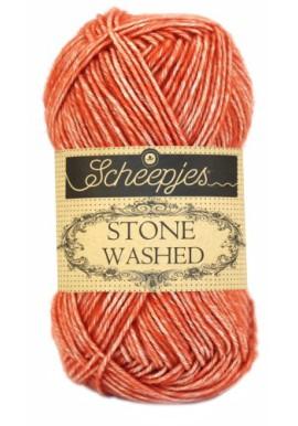 Scheepjes Stonewashed Coral Kleurnummer 816