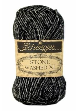 Scheepjes Stonewashed XL Black Onyx Kleurnummer 843