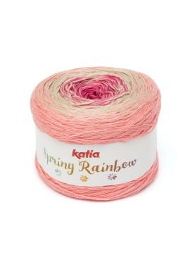 Spring Rainbow Kleur 57 - Roze-Beige-Bleekrood