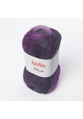 Stella Kleurnummer 74 - Lila-Groenblauw