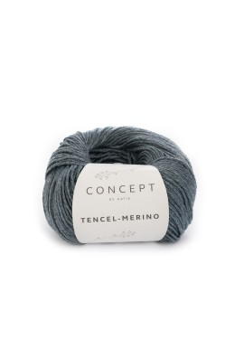 Tencil - Merino Kleur 103 Groenzwart