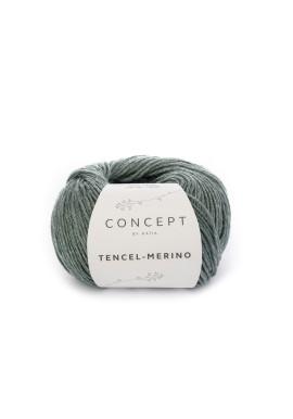 Tencil - Merino Kleur 56 Mintgroen