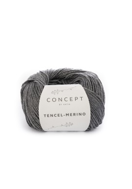 Tencil - Merino Kleur 57 Donkergrijs