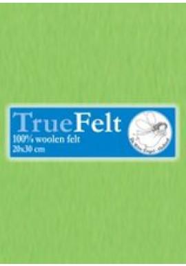 TrueFelt, 20x30 cm, appel