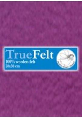 TrueFelt, 20x30 cm, magenta
