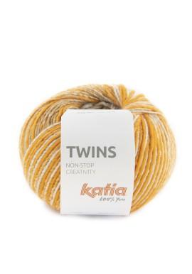 Twins Kleurnummer 160 - Oranje-Licht bruin