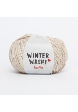 Winterwashi  Kleurnummer 201 - Beige-Terrabruin