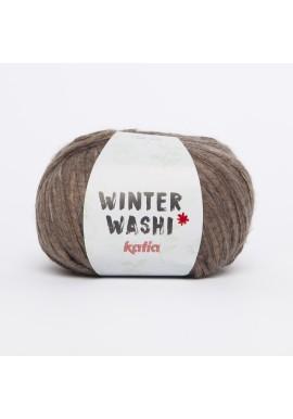 Winterwashi  Kleurnummer 203 - Reebruin