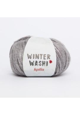 Winterwashi  Kleurnummer 205 - Licht grijs