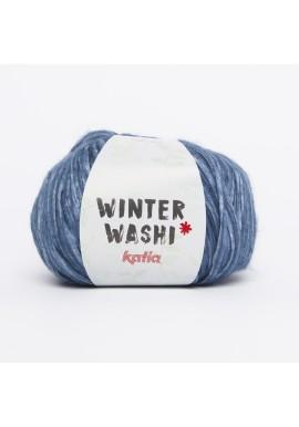 Winterwashi  Kleurnummer 210 - Jeans-Nachtblauw