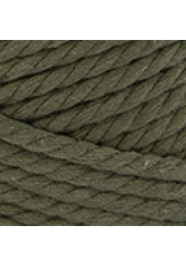 Macramé Cord 500 gram Kleur 117 - Olijfgroen