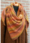 Gomotilo Autumn Shawl
