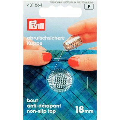 Prym Vingerhoed 18mm