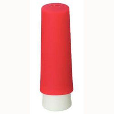 Prym Twister naaldenverdeler. De Prym Naaldentwister in het rood, navulverpakking.Het gepatenteerde design van de naaldentwister houdt al uw naalden magnetisch vast en met 1 draai, zoals met een lipstick, komen de naalden naar buiten als een boeket. Wanneer u klaar bent bergt u de naalden veilig en gemakkelijk weer op.